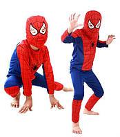 Костюм человека паука, спайдермена. Детский карнавальный костюм Человек Паук. Spider man