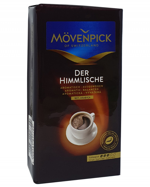 Кофе  молотый MOVENPICK  der himmlische 500 гр  Германия