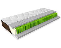 Матрас на независимых пружинах жесткий Sleep&Fly Organic Гамма (Gamma) 70x190 см
