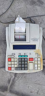 Печатающий калькулятор Citizen 355 DP III № 201305