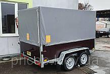 Установка тентов на прицеп - защита груза и безопасность перевозок на трассе