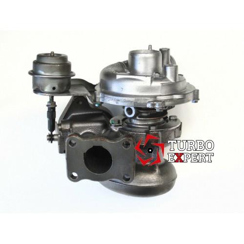 Турбина Lancia Zeta 2.0 HDI 109 HP, 713667-5003S, 713667-0003, DW10ATED4, 9644384180, 9637861280, 2001+