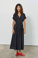 Авторское платье из льна любого цвета