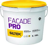 Краска  латексная фасадная Siltek Facade Pro
