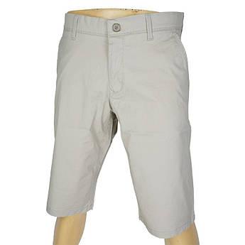 Хлопковые светлые мужские шорты X-Foot 180-4102 Bej в разных размерах