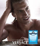 Мужская туалетная вода Versace Man eau Fraiche  (реплика), фото 4