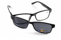 Очки для зрения с поляризацией Global Vision Eyewear READERS MAGNETIC +2,5 дптр