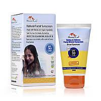 Крем сонцезахисний Mommy Care Babies & Children Facial Mineral Sunscreen SPF 30, 60 мл