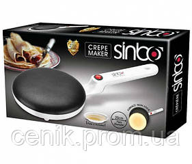 Сковорода для приготовления блинов Sinbo SP 5208 Crepe Maker. Электро блинница