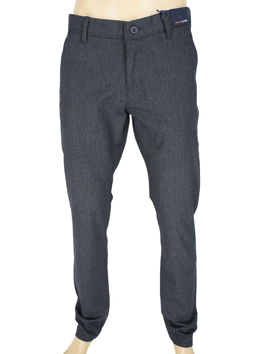 Демісезонні стильні джинси X-Foot 170-7149 C:4 для чоловіків