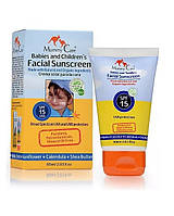 Крем сонцезахисний Mommy Care Babies and Toddler Facial Sunscreen SPF 15, 60 мл