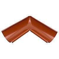 Внутренний угол металлический терракот 90° Aqueduct 125/87