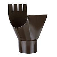 Воронка металлическая темно-коричневая Aqueduct 125/87