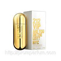 Женская парфюмированная вода Carolina Herrera 212 VIP  (купить женские духи каролина херрера 212 вип) AAT