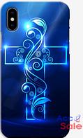 Чехол с принтом для iPhone XS