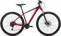 Велосипед Orbea MX 27.5 40 2019 M Red-Black (J20217R5)