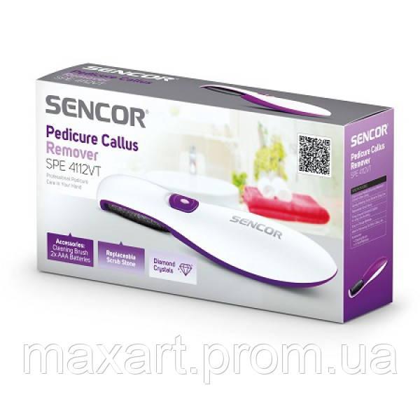 Пилка для педикюра Sencor (SPE 4112VT)