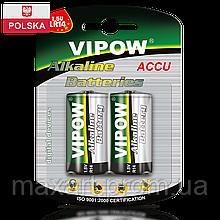 Батарейка Vipow - Accu (BAT0063B) С (2 шт. / блистер)