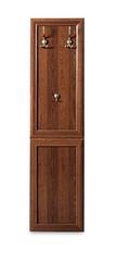 Вешалка настенная для одежды 190 Соната Гербор Каштан