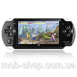 """Детская игровая приставка консоль Sony PSP-3000 X6 Mp5 4.3"""" для игр и просмотра мультфильмов"""