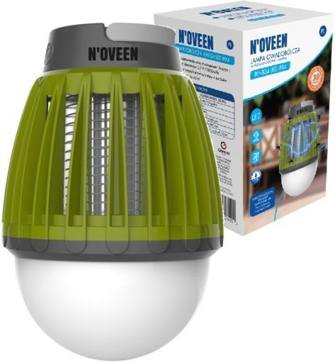 Світлодіодна лампа від комах акумуляторна Noveen IKN824 LED ІРХ4