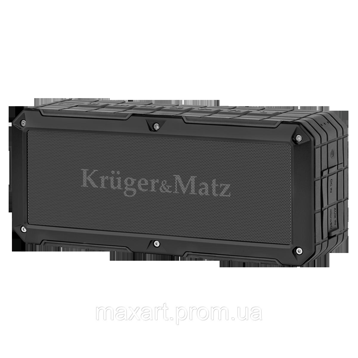 Колонка Kruger&Matz - DISCOVERY (KM0523B) Black