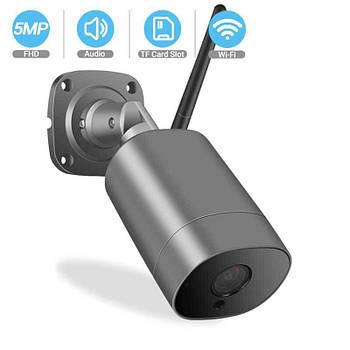 WiFi видеокамера Besder HXT501 5Mp IP