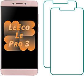 Комплект LeEco Le Pro 3 Защитные Стекла (2 шт.) (Лееко Ле Эко Про 3)