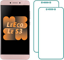 Комплект LeEco Le S3 Защитные Стекла (2 шт.) (Лееко Ле Эко С3)