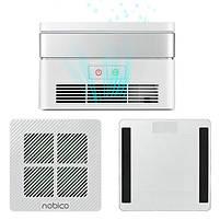 Очиститель воздуха HEPA с бактерицидной лампой для автомобиля и дома 12v/220v NOBICO, фото 5