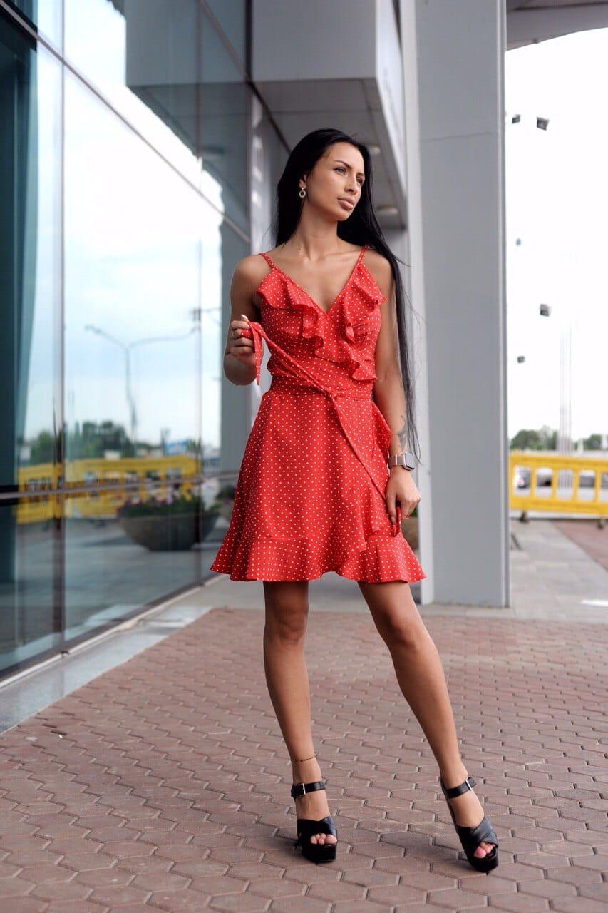 купить бу летнее платье