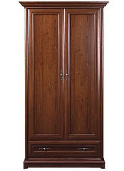 Шкаф распашной с ящиком 2d/1s Соната Гербор