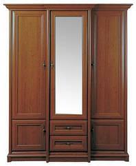 Шкаф распашной с зеркалом 3d/2s Соната Гербор