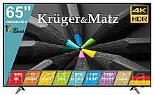 "Телевизор 65"" Kruger&Matz (KM0265UHD-S)"