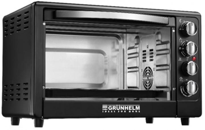 Электрическая духовка 50л GRUNHELM GN50AC Печь на 2200 Вт