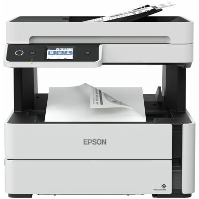 МФУ А4 Epson M3170 Фабрика печати c WI-FI (C11CG92405)