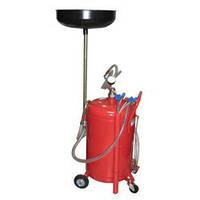 Установка для вакуумной откачки масла (80 л) G.I. KRAFT B80VS