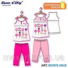 Пижама SunCity - Minnie Mouse (EN7679.I00.B), 3-8 лет