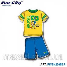 Футболка и шорты SunCity - FIFA World Cup 2014 (FWEN2006BR), 3-8 лет