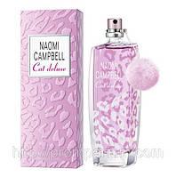 Женская туалетная вода Naomi Campbell Cat Deluxe (соблазнительный цветочный аромат)  AAT
