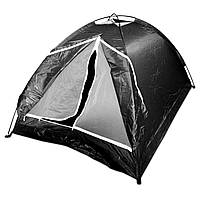 🔝 Палатка туристическая большая двухместная кемпинговая для отдыха на природе Styleberg 210 х 120 х 90 см