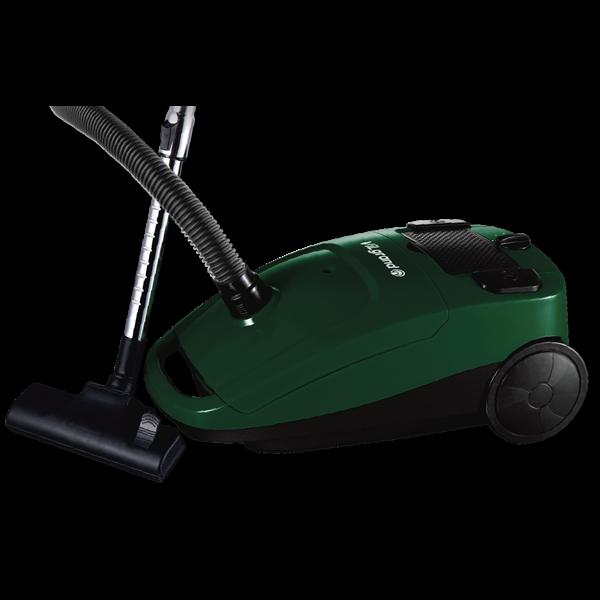 Мешковой пылесос ViLgrand VVC2061 2000 Вт 6 л Зеленый (34-45537)