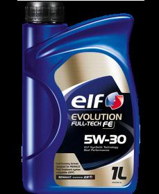 Моторное масло ELF EVOLUTION FULLTECH FE 5W-30, 1л