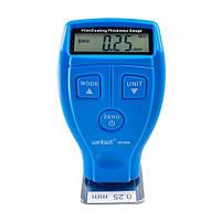 Тестер толщины краски (толщиномер) Fe/nFe, 0-1800мкм WINTACT WT200A