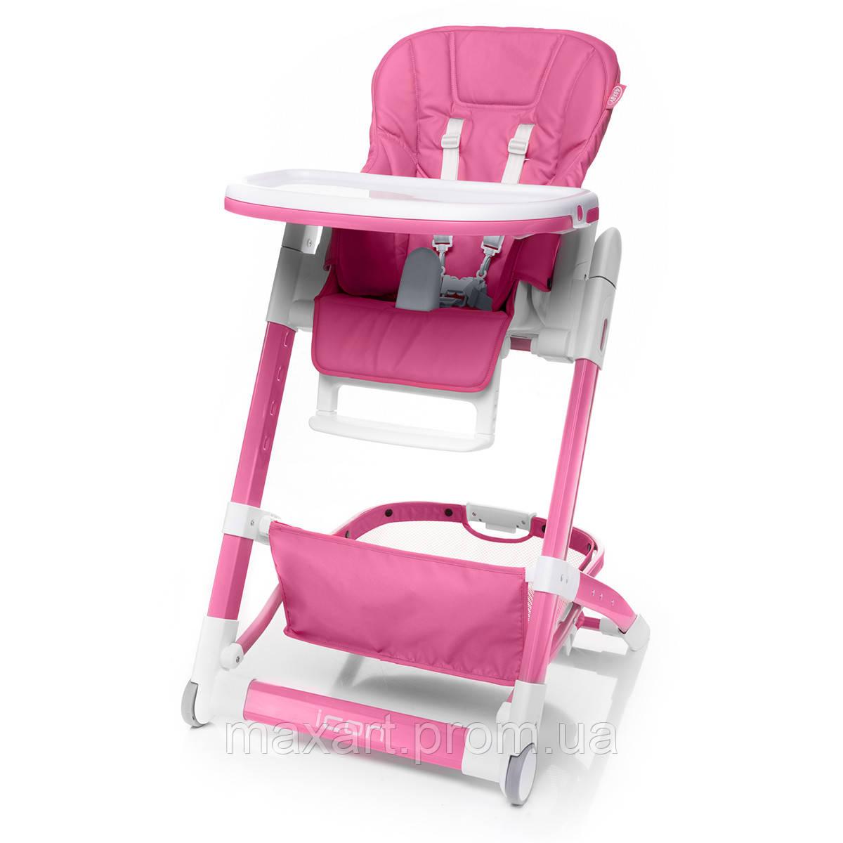 Стульчик для кормления 4baby (Icon) Pink