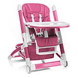 Стульчик для кормления 4baby (Icon) Pink, фото 5