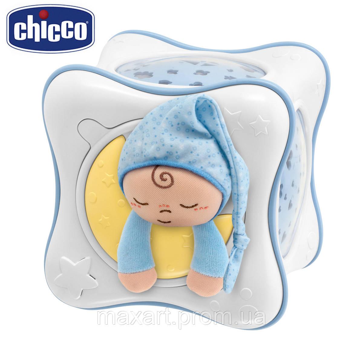 Проектор Chicco - Радуга (02430.20) голубой