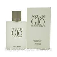 Мужская туалетная вода Giorgio Armani Acqua di Gio (свежий фужерно-водный аромат)  AAT