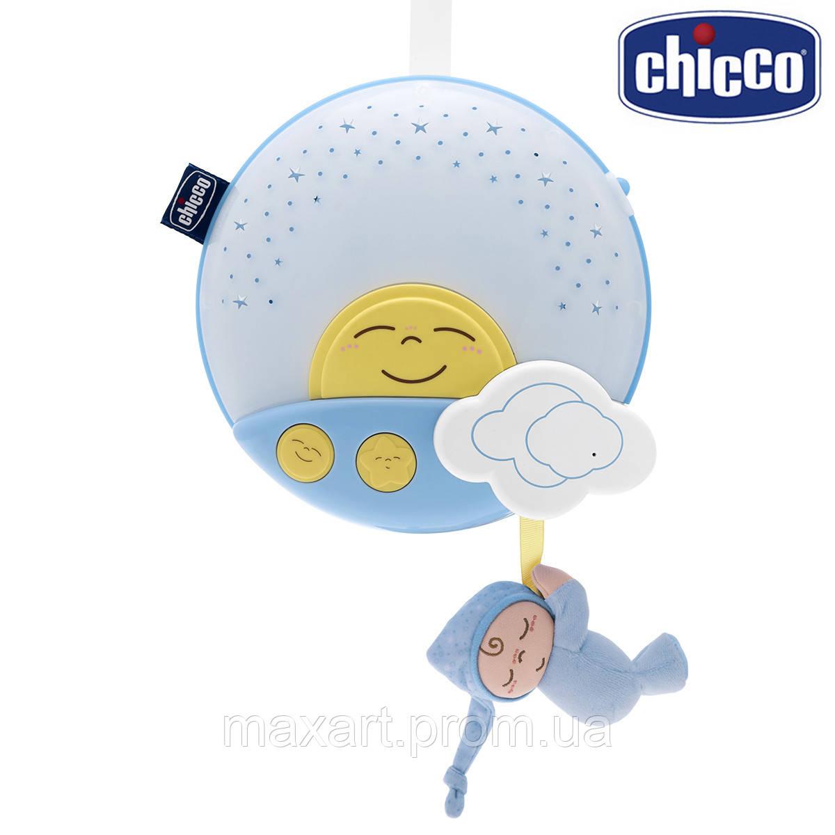 Музыкальная панель Chicco - Sunset (06992.20) голубой