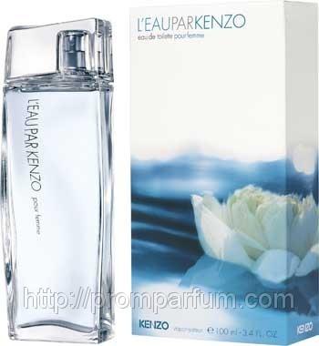Женская туалетная вода L'Eau par Kenzo (свежий цветочно-водяной аромат)  AAT - Promparfum — парфюмерия, косметика, ногтевой сервис в Харькове
